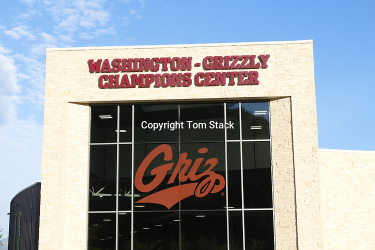 The new Washington-Grizzly Champions Center, University of Montana, Missoula