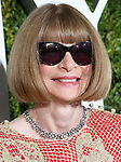 NEW YORK, NY - JUNE 11:  Anna Wintour attends the 71st Annual Tony Awards at Radio City Music Hall on June 11, 2017 in New York City.  (Photo by Walter McBride/WireImage)