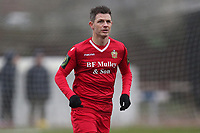 Jamie Cureton of Hornchurch during Hornchurch vs Merstham, BetVictor League Premier Division Football at Hornchurch Stadium on 15th February 2020