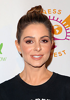 LSO ANGELES, CA - October 05: Maria Menounos, At 2017 Awareness Film Festival - Opening Night Premiere Of 'The Road To Yulin And Beyond' At Regal LA Live Stadium 14 In California on October 05, 2017. <br /> CAP/MPI/FS<br /> &copy;FS/MPI/Capital Pictures