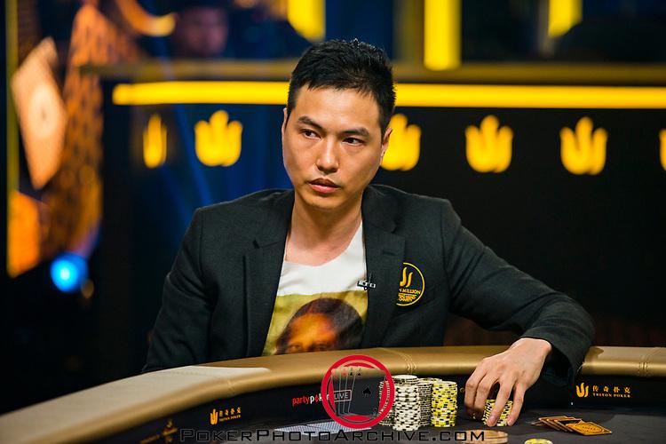 Heads Up Aaron Zang