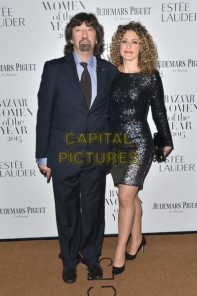 Trevor Nunn<br /> Harper's Bazaar Women of the Year 2015 awards,  Claridges Hotel n London, November 03, 2015.<br /> CAP/PL<br /> &copy;Phil Loftus/Capital Pictures
