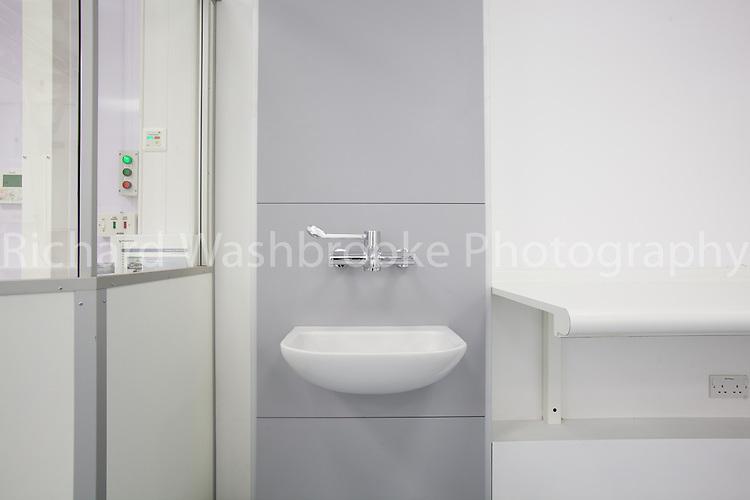 King Hospital X Ray Room  15th November 2012