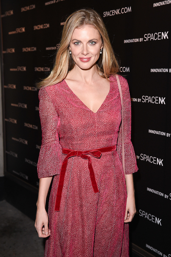 Donna Air<br /> at the opening of the 'Innovation by Space NK' store on Regent's Street, London.<br /> <br /> <br /> ©Ash Knotek  D3196  10/11/2016