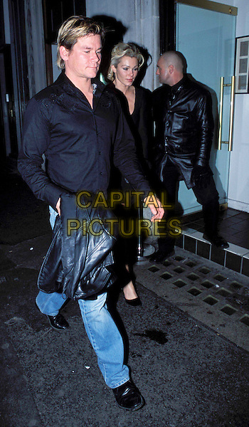 NELL MCANDREW.leaving the Maid In Manhattan Premiere after party at Mezzo, Wardour St.Ref: AH.paparazzi pic.www.capitalpictures.com.sales@capitalpictures.com.© Capital Pictures