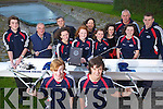 Members of Tralee Rowing club who were awarded a bursary of EUR5,000 by Texaco which was used to Purchace a Trailer for the club, pictured front from left: Donall Fitzgibbon andTim Farrell. Back from left: Luke Daly, John Deady, Des Farrell, Sinead Ryall, Lisa Deady, Mary Boner, Fiona Ryall, John O'Shea, Maura O'Donnell and Cian Murphy.