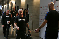 Carson, CA - Sunday January 28, 2018: Dave Sarachan prior to an international friendly between the men's national teams of the United States (USA) and Bosnia and Herzegovina (BIH) at the StubHub Center.