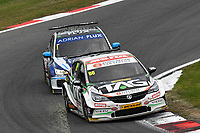#66 Josh Cook Power Maxed Racing Vauxhall Astra during BTCC Race 3  as part of the Dunlop MSA British Touring Car Championship - Brands Hatch 2018 at Brands Hatch, Fawkham, Longfield, Kent, United Kingdom. September 30 2018. World Copyright Peter Taylor/PSP. Copy of publication required for printed pictures.