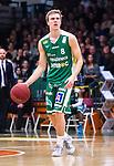 S&ouml;dert&auml;lje 2014-04-15 Basket SM-Semifinal 5 S&ouml;dert&auml;lje Kings - Uppsala Basket :  <br /> S&ouml;dert&auml;lje Kings Tobias Borg <br /> (Foto: Kenta J&ouml;nsson) Nyckelord:  S&ouml;dert&auml;lje Kings SBBK Uppsala Basket SM Semifinal Semi T&auml;ljehallen portr&auml;tt portrait