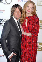 Nicole Kidman & Keith Urban in New York