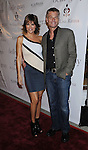 "SHERMAN OAKS, CA. - February 12: Harry Hamlin and Lisa Rinna attend the taping of TV Land docu-soap ""Harry Loves Lisa"" at Belle Gray Boutique's 7th Anniversary at Belle Gray Boutique on February 12, 2010 in Sherman Oaks, California."