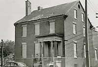 1963 July 30..Historical.Downtown North (R-8)...Hannon House c.1794..PHOTO CRAFTSMEN INC..NEG# 52-037.NRHA# 953-D..