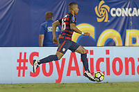 Tampa, FL - July 12, 2017: Justin Morrow The USMNT (USA) defeated Martinique (MAR) 3-2 in a 2017 Gold Cup group stage match at Raymond James Stadium.