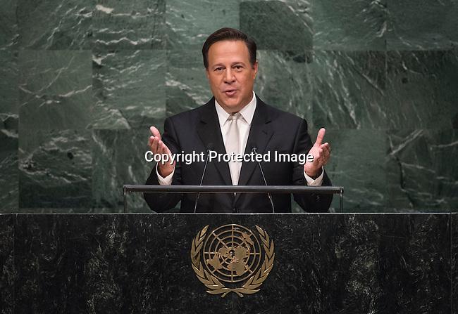 Address by His Excellency Juan Carlos Varela Rodríguez, President of the Republic of Panama