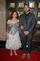 "LOS ANGELES - OCT 15:  Debbie Allen, Jesse Williams at the ""Turn Me Loose"" at the Wallis Annenberg at the Wallis Annenberg Center for the Performing Arts on October 15, 2017 in Beverly Hills, CA"