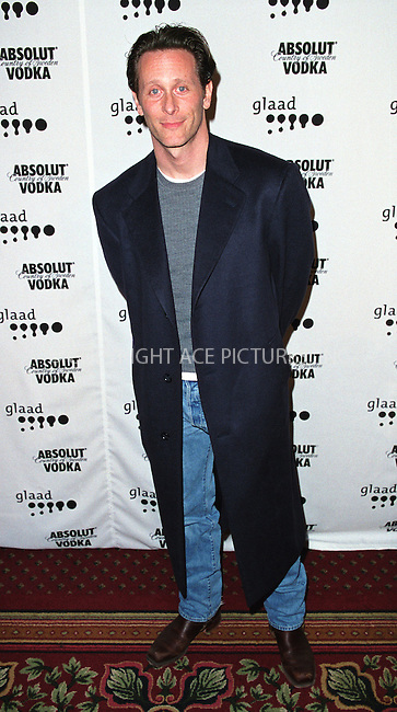 Steven Weber at the 13th Annual GLAAD Media Awards Dinner at the Marriott Marquis Hotel in New York. April 1, 2002. Please byline: Alecsey Boldeskul/NY Photo Press.   ..*PAY-PER-USE*      ....NY Photo Press:  ..phone (646) 267-6913;   ..e-mail: info@nyphotopress.com