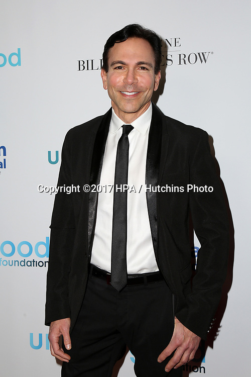 LOS ANGELES - APR 7:  William Dorfman at the 4th Annual unite4:humanity Gala at the Beverly Wilshire Hotel on April 7, 2017 in Beverly Hills, CA