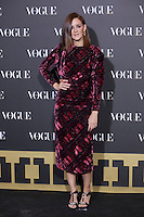 Ana Polvorosa attends 2014 Vogue Jewelry Awards in Madrid, Spain. November 18, 2014. (ALTERPHOTOS/Victor Blanco) /NortePhoto<br />