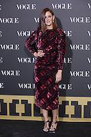 Ana Polvorosa attends 2014 Vogue Jewelry Awards in Madrid, Spain. November 18, 2014. (ALTERPHOTOS/Victor Blanco) /NortePhoto<br /> NortePhoto.com
