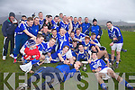 South Kerry Champions 2011 St Mary's after their victory over Na Dromid Piarsaigh on Christmas Eve.
