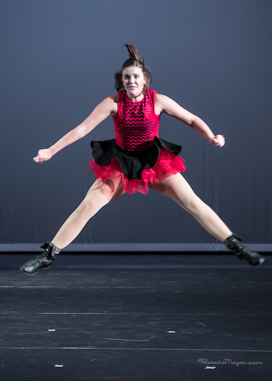 Dress Rehearsal for Bravo Academy of Dance Annual Recital, Thursday, 11 June 2015, East Chapel Hill High School.