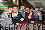 celebrating New Year's Eve, at the Killarney Plaza hotel on Tuesday night.