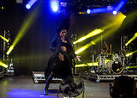 CIARA performs during The New Look Wireless Music Festival at Finsbury Park, London, England on Saturday 04 July 2015. Photo by Andy Rowland.