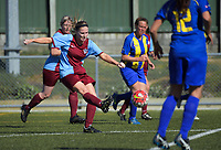 180415 Women's Football - North Wellington v Kapiti Coast United