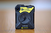 One of the AXON bodycams. Wednesday 17 May 2017<br /> Re: Body worn video cameras are being introduced into the South Wales Police force as part of operational equipment and will be rolled out over the next few months.<br />  Forces across the UK are using this technology and integrating it into daily policing activities.  Body worn video may be used in court as evidence and for investigative purposes, including complaints against police or as a training material for police. <br />  Other forces have seen a range of benefits from using body worn video to support their general patrolling and investigative tasks. These benefits include:<br /> Gathering and presentation of evidence<br /> Changing the behaviour of offenders<br /> Lower incidence or escalation of violence<br /> Increased guilty pleas by defendants<br /> Increased time on patrol and less time spent on paperwork<br /> Improved public co-operation and interactions with police<br /> Improved transparency and accountability<br /> Professionalising police interaction<br /> Assistant Chief Constable Richard Lewis said: &ldquo;Equipping our officers with body worn cameras is the start of a new way we capture, utilise and share digital evidence.  The technology is very exciting and will assist officers and staff in doing their jobs, it will ensure that we are more accountable to the public that we serve and in turn build trust with our communities.