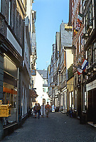 Limberg: Street off Marktplace. Photo '87.