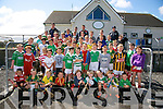 Kids enjoying the Ballyduff Cul Camp on Thursday