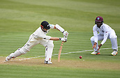9th December 2017, Seddon Park, Hamilton, New Zealand; International Test Cricket, 2nd Test, Day 1, New Zealand versus West Indies;  Kane Williamson batting