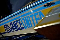 """GP-111 """"Advance United"""" (1980 Grand Prix class Lauterbach hydroplane)"""