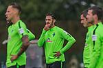 07.09.2017, Trainingsgelaende, Bremen, GER, 1.FBL, Training SV Werder Bremen<br /> <br /> im Bild<br /> Ishak Belfodil (Werder Bremen #29), <br /> <br /> Foto &copy; nordphoto / Ewert