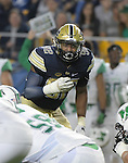 PITTSBURGH, PA, OCT 1: The Pitt football team hosts Marshall at Heinz Field in Pittsburgh, Pennsylvania on October 1, 2016.<br /> Photographer: Pete Madia/Pitt Athletics