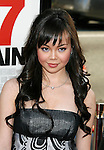 """HOLLYWOOD, CA. - April 14: Anna Maria Perez de Tagle arrives at the premiere of Warner Bros. """"17 Again"""" held at Grauman's Chinese Theatre on April 14, 2009 in Hollywood, California."""