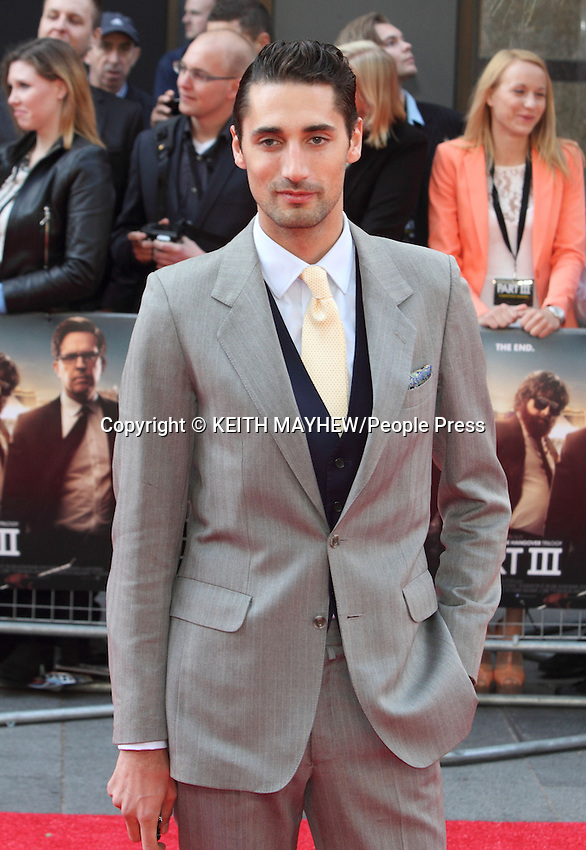 European Premiere of 'The Hangover Part 3' at the Empire, Leicester Square, London - 22nd May 2013..Photo by Keith Mayhew.