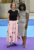 Kirsty Wark, Brenda Emmanus<br /> at the Royal Academy of Arts Summer exhibition preview at Royal Academy of Arts on June 04, 2019 in London, England.<br /> CAP/PL<br /> ©Phil Loftus/Capital Pictures