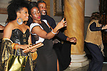 Rhonda Ross and friends take selfie- Hearts of Gold All That Glitters Ball celebrating 23 years of support to New York City's homeless mothers and their children on November 1, 2017 at Capitale, New York City, New York.  (Photo by Sue Coflin/Max Photo)
