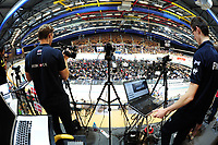 Picture by Simon Wilkinson/SWpix.com - 01/03/2018 Day 2  - UCI 2018 Track Cycling World Championships. Apeldoorn The Netherlands - Track GV GV's general views video analysis