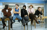 The Breakfast Club (1985) <br /> Judd Nelson, Ally Sheedy, Emilio Estevez, Molly Ringwald &amp; Anthony Michael Hall<br /> *Filmstill - Editorial Use Only*<br /> CAP/KFS<br /> Image supplied by Capital Pictures