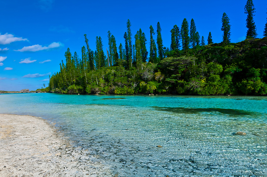 swimming pool oro bay near the le meridien isle of pines ile des pins new caledonia