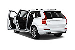 Car images of 2017 Volvo XC90 Momentum 5 Door SUV Doors