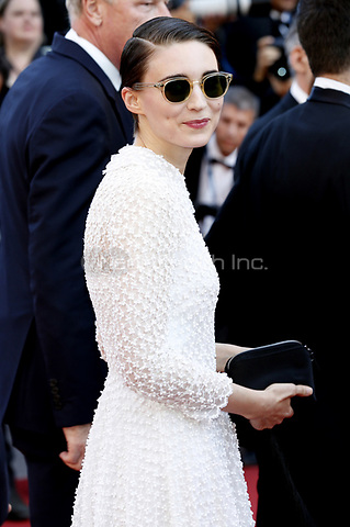 Rooney Mara attending the closing-night of the 70th Cannes Film Festival at the Palais des Festivals on May 28, 2017in Cannes, France | Verwendung weltweit/picture alliance /MediaPunch ***FOR USA ONLY***