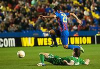 Levante - Rubin Kazan (7-3-2013)