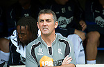 St Johnstone v Bolton....02.08.10  Pre-Season Friendly.Owen Coyle.Picture by Graeme Hart..Copyright Perthshire Picture Agency.Tel: 01738 623350  Mobile: 07990 594431