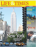 New York (COVER STORY)
