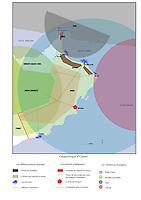 """Carte géopolitique d'Oman.<br /> http://www.diploweb.com/Geopolitique-d-Oman.html<br /> <br /> Lire l'article dans la revue de géopolitique Diploweb:<br /> http://www.diploweb.com/Geopolitique-d-Oman.html<br /> Le FERAM (Forum d'Echanges et de Rencontres Administratifs Mondiaux):<br /> http://www.feram.org/page.asp?ref_arbo=2613&ref_page=11044<br /> Le GERM (Groupe d'Etudes et de Recherches sur les Mondialisations):<br /> http://www.mondialisations.org/php/public/art.php?id=39387&lan=FR<br /> En Grèce, dans la revue Anixneuseis:<br /> http://www.anixneuseis.gr/?p=140527<br /> La revue des idées, Fondation Jean Jaures, n°643, 08/03/2016, http://newsletter.jean-jaures.org/2016/0308/ri643/ri.html<br /> Le Petit Futé :<br /> https://www.petitfute.com/p175-oman/guide-touristique/c7253-histoire.html et https://www.petitfute.com/p175-oman/guide-touristique/c7256-politique-et-economie.html<br /> En source  http://www.iris-france.org/80834-oman-une-autre-geopolitique-dans-le-monde-arabe/<br /> <br /> """"Discret, le sultanat d'Oman devient un acteur à considérer. En quoi ses choix politiques, passés et présents, impactent-ils la région et son territoire ? La société qui les porte est-elle aussi stable que son image aimerait nous le faire croire ? A. Mouthon présente une solide étude, appuyée sur un terrain, illustré d'une carte et de photographies"""". Diploweb-2016"""
