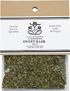 20701 Basil, Caravan 0.5 oz, India Tree Storefront
