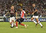 Junior igualó 1-1 ante Atlético Paranaense. Final Conmebol Sudamericana 2018.